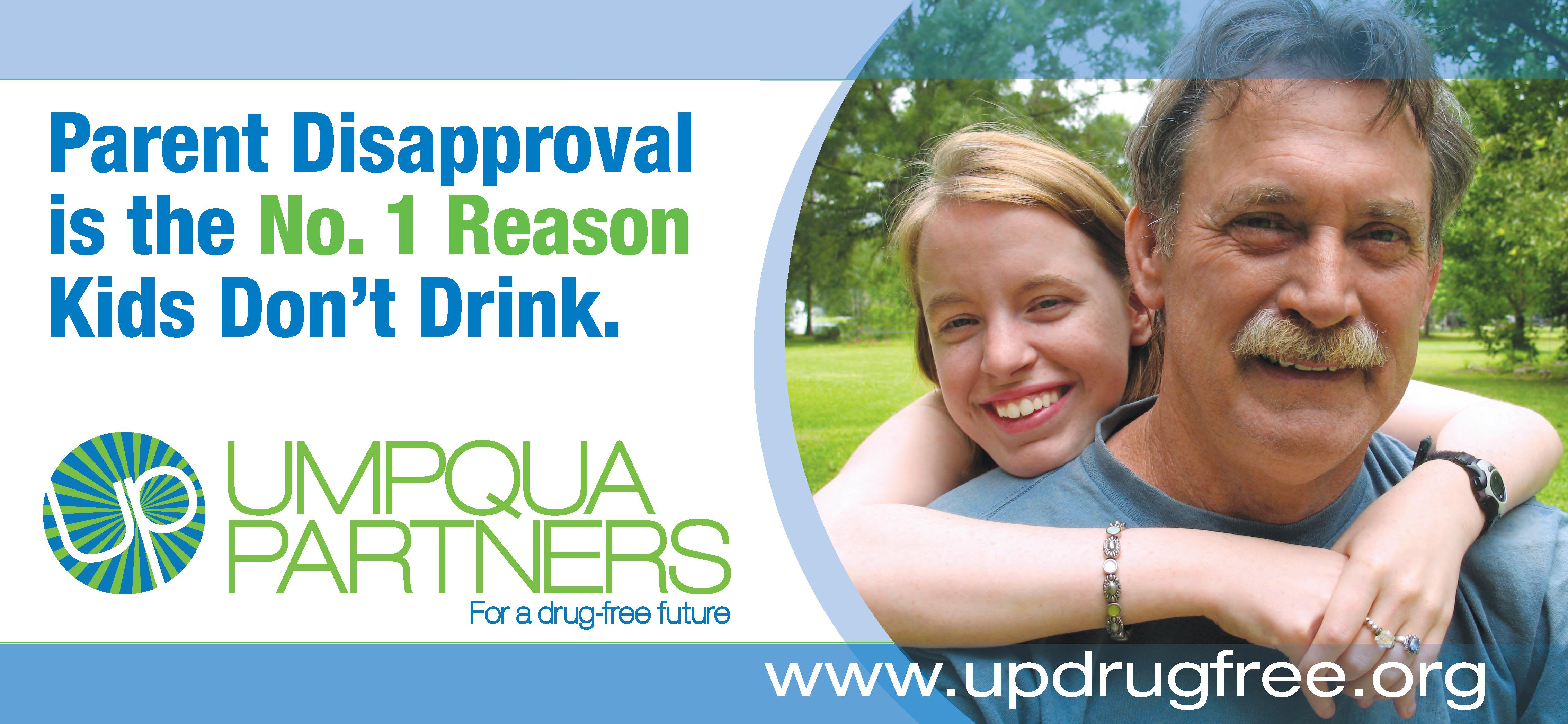 Umpqua Partners billboard