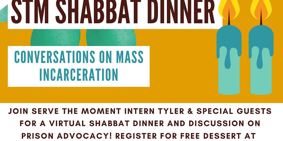 STM Shabbat Dinner