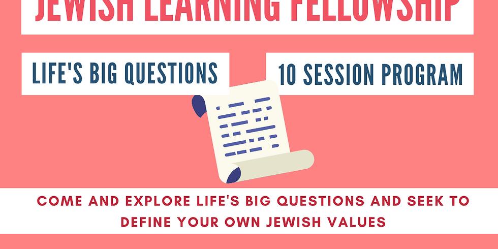 Jewish Learning Fellowship
