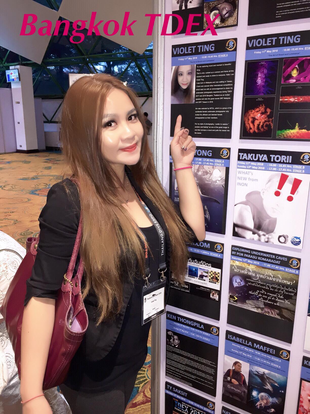 thailand Bangkok TDEX Presentation