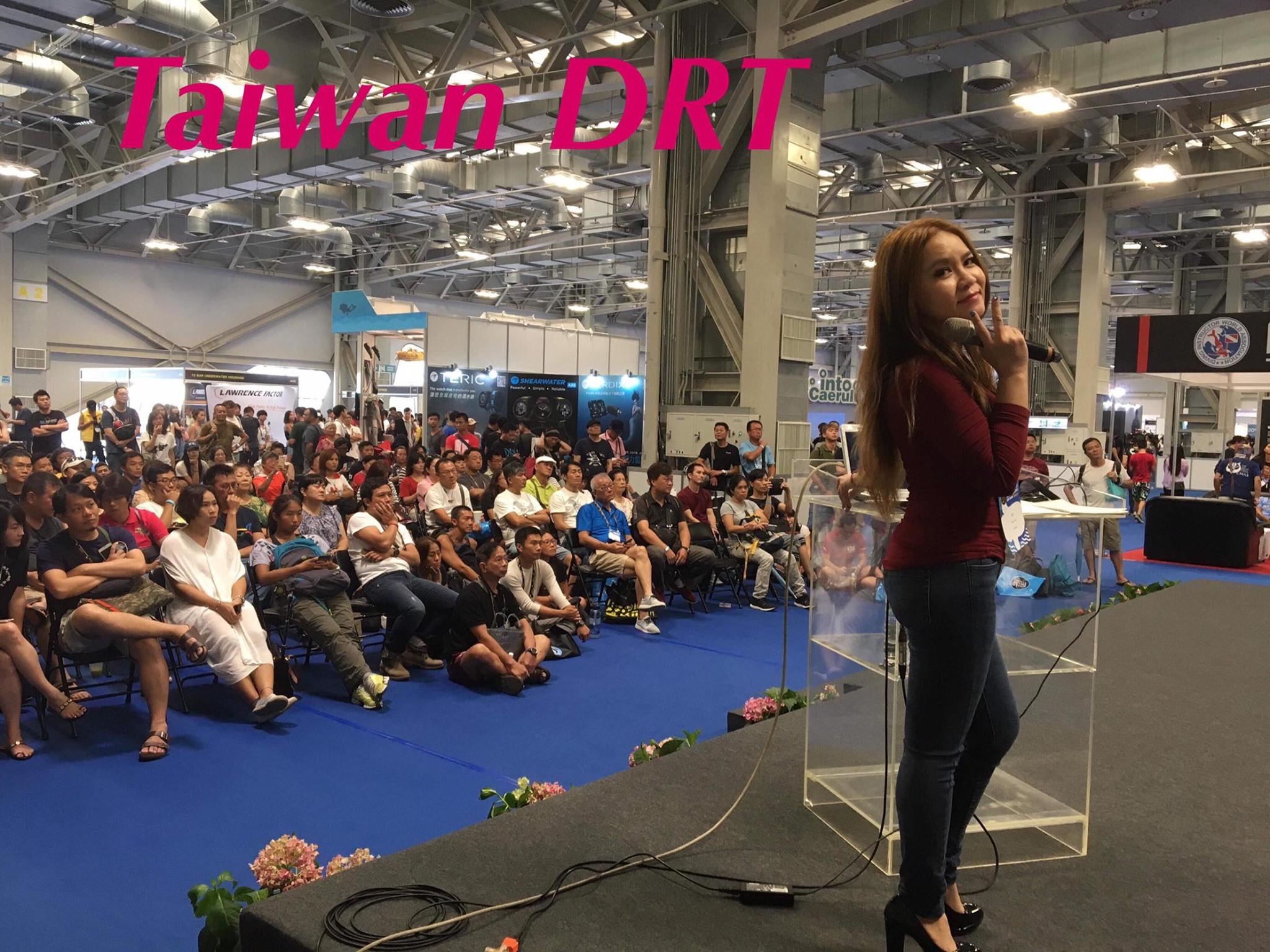Tawian DRT Presentation