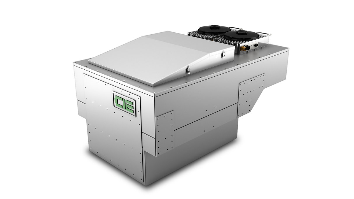Lithium Battery Pack for Mining Utillity Vehicle