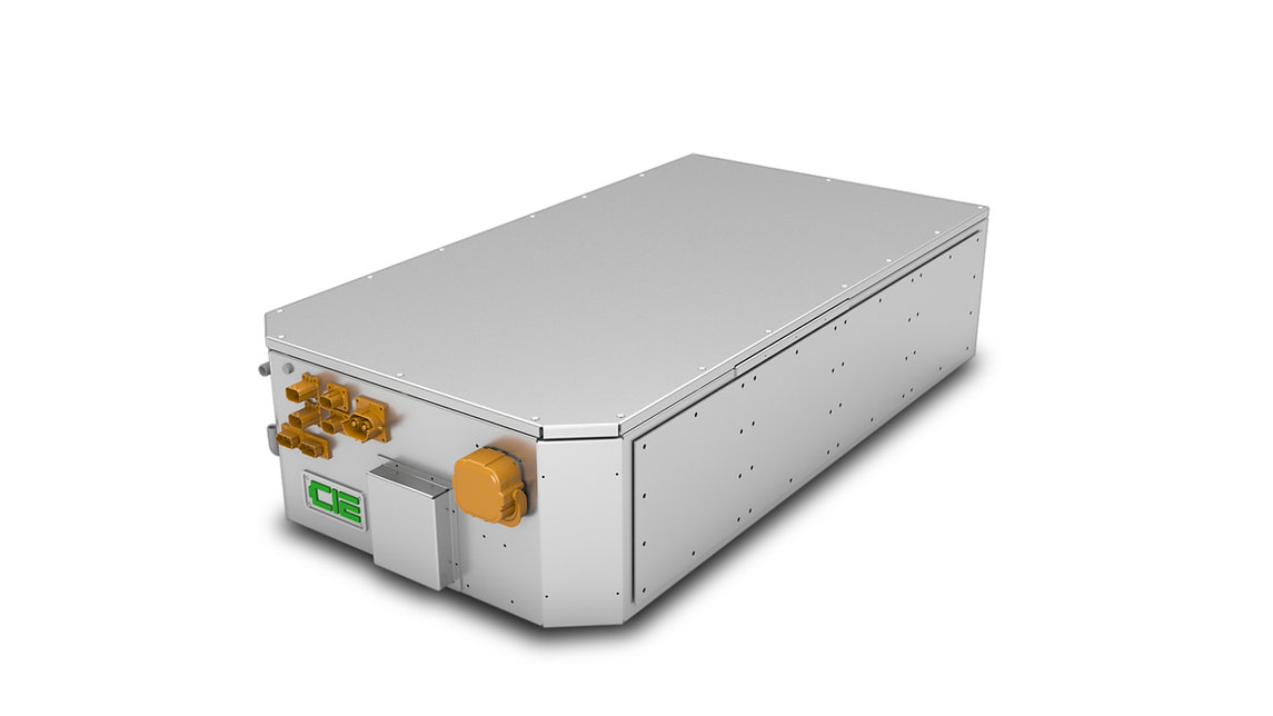 EV Battery Pack for Electric Van