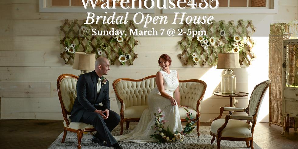 Warehouse435 Bridal Open House