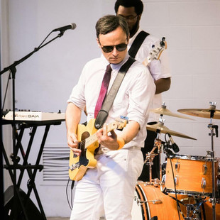 Rusty Banks Guitar Solo