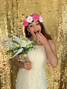 Digital Photobooth Bride