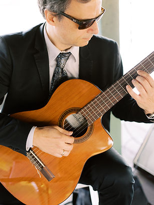Solo Musicians for Ceremony and Cocktail Hour