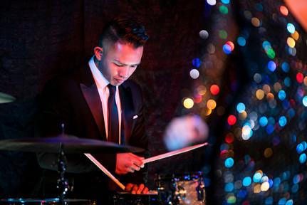 Jaren Drummer Dance Band