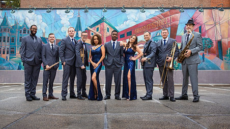 Central City Orchestra 10-Piece Wedding Band, wedding musician, live bands, musical bands for weddings, best bands for weddings, micro wedding, event entertainment
