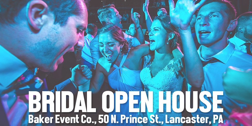 RBE: Bridal Open House