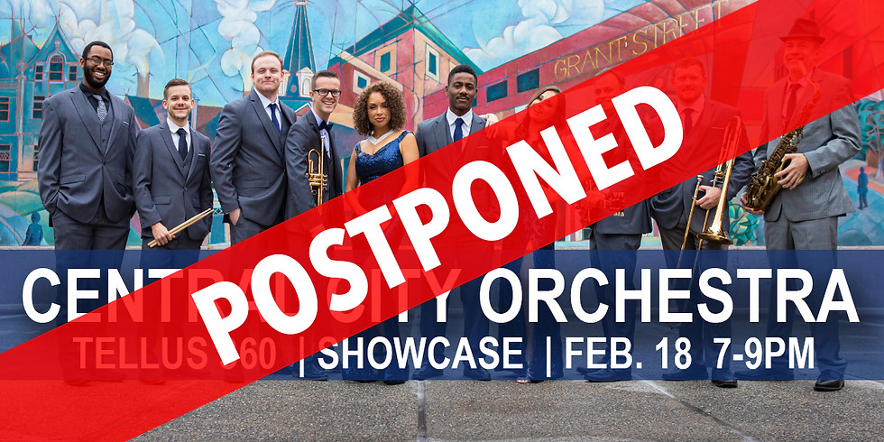 (POSTPONED) Central City Orchestra Showcase