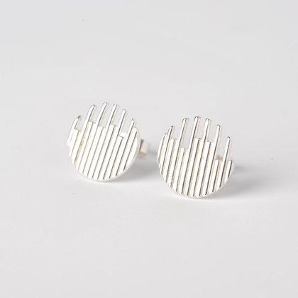 Identity Small Stud Earrings