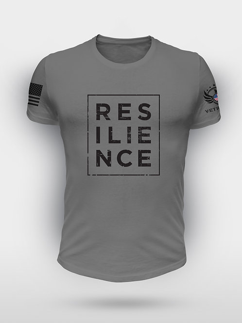 Resilient I Distressed