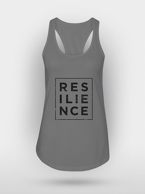 Resilient I Distressed Tank