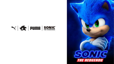 SS20 PUMA X SONIC
