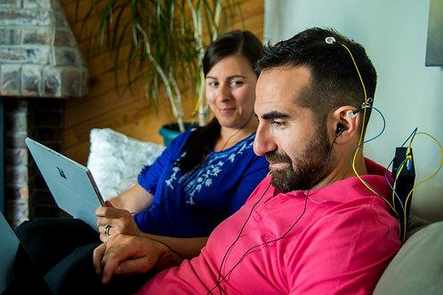 Neurofeedback Home Rental with NeuroOptimal