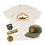 Thumbnail: Men's Bundle #1 - Shirt / Hat / Sticker Pack