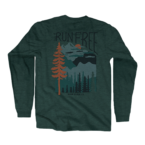 Run Free - Forest