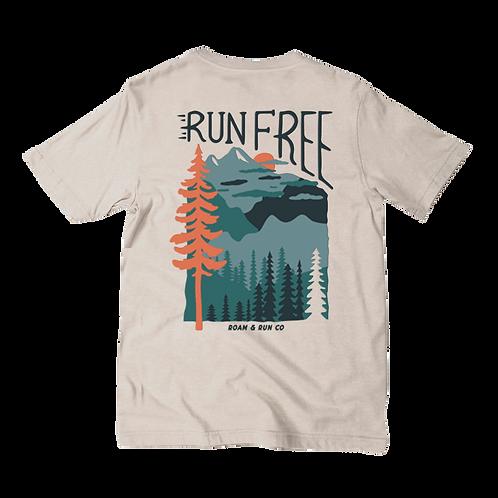 Run Free - Cool Grey