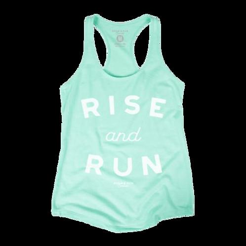 "Women's ""Rise and Run"" Tank"