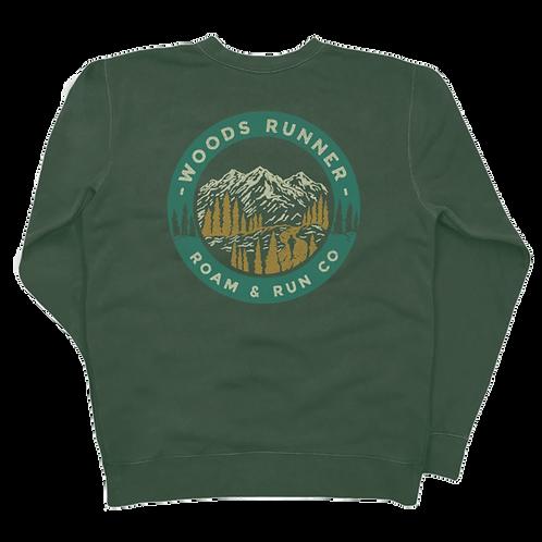 Woods Runner 2.0 Crew - Alpine
