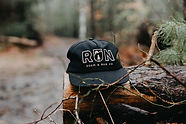 Roam and Run Co Hat