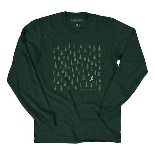 Women's Forest Runner - Emerald
