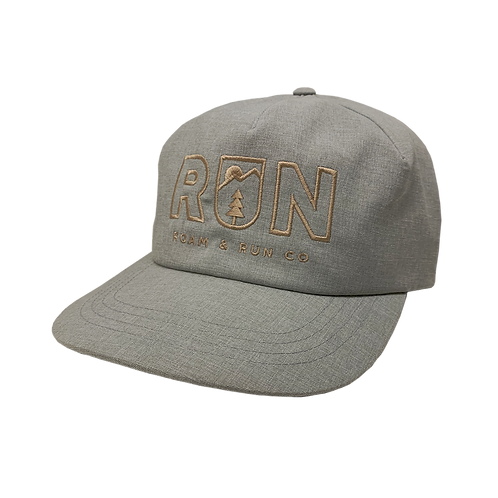 Run Lite Hat - Gray