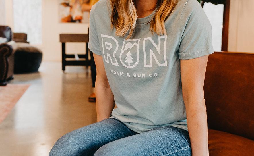 Roam and Run Co Womens