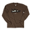 Thumbnail: Treads Long Sleeve - Heather Brown
