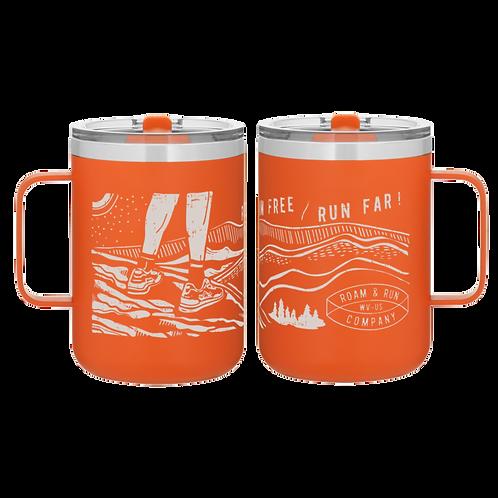 Travel Mug - Orange