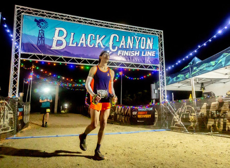 A Day in the Desert - Black Canyon 100k Race Report