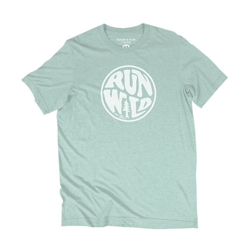 Run Wild - Dusty Blue
