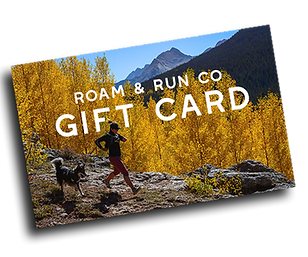 roam and run gift card