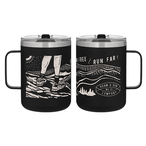 Travel Mug - Black