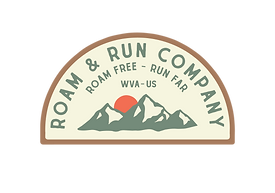 Roam and Run Co Logo