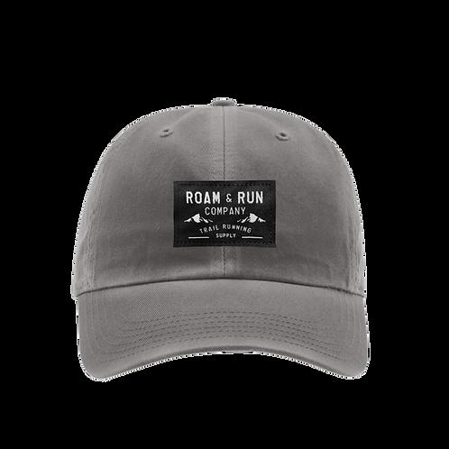 Run Easy Hat - Charcoal
