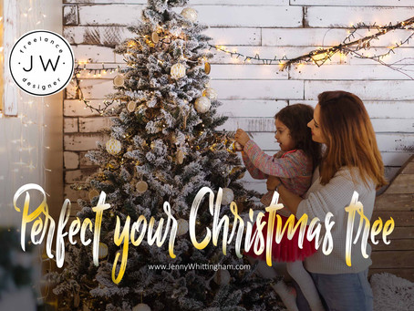 Top tips for decorating your tree like a pro!