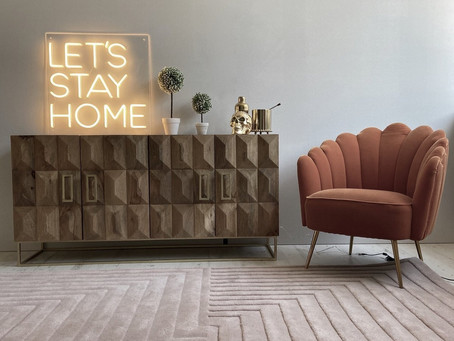 Style out staying at home with PAD Lifestyle's top home interior design trends for 2021