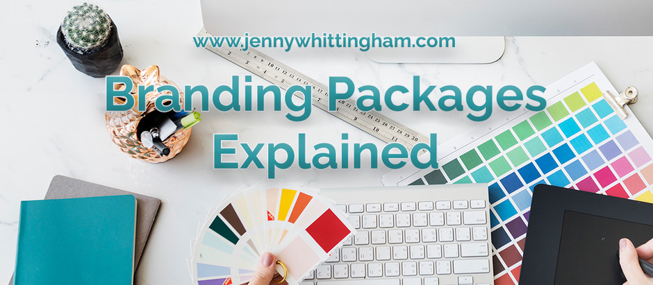 Branding Packages Explained
