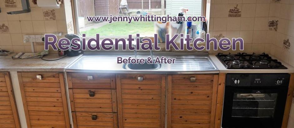 Kitchen Case Study - Wolverhampton