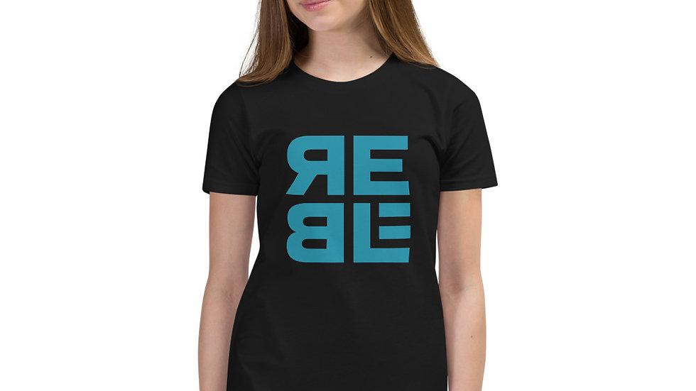 Youth Rebel Short Sleeve T-Shirt