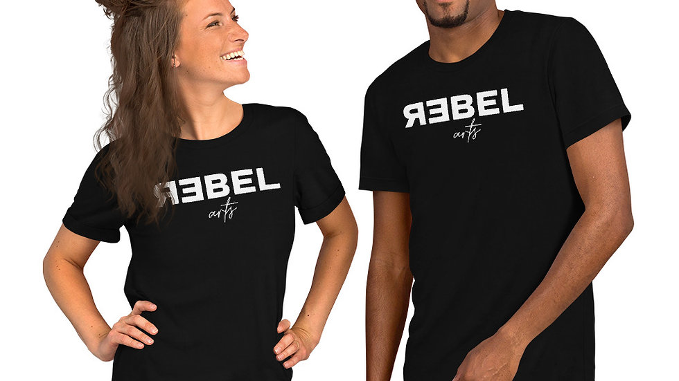 Rebel Arts Short-Sleeve Unisex T-Shirt