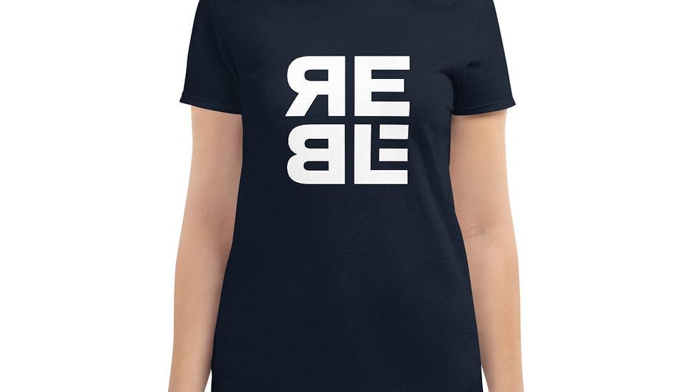 Rebel - Women's short sleeve t-shirt