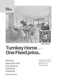 glenvill homes turnkey inclusions