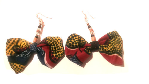 Bowtie Earrings 3