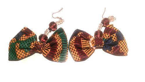 Bowtie Earrings 2