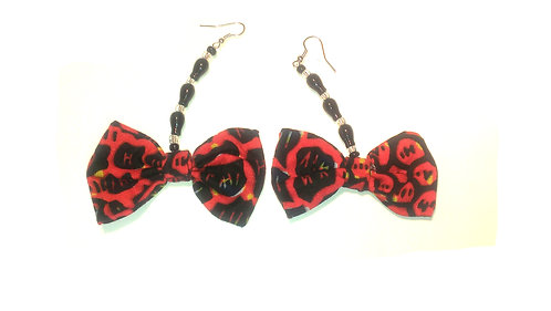 Bowtie Earrings 1