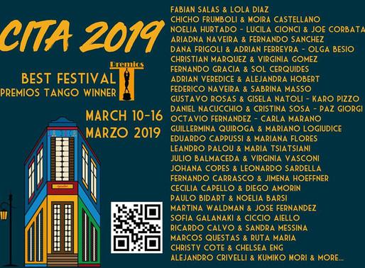 CITA 2019 in Buenos Aires