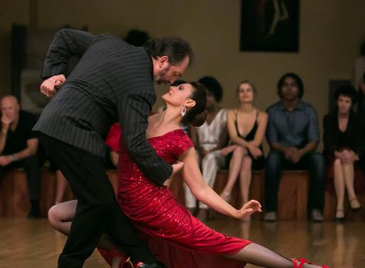 緊急企画!生インタビュー with Gustavo Naveira & Giselle Anne - Hablemos de Tango -